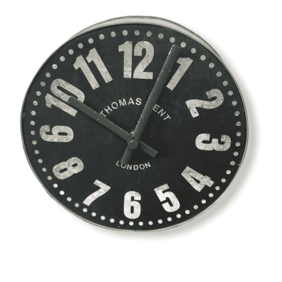 """Uhr """"Thomas Kent"""" schwarz"""