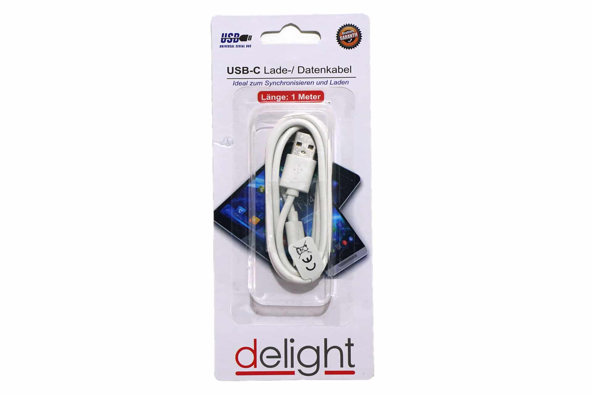 Lade-/Datenkabel - USB-C