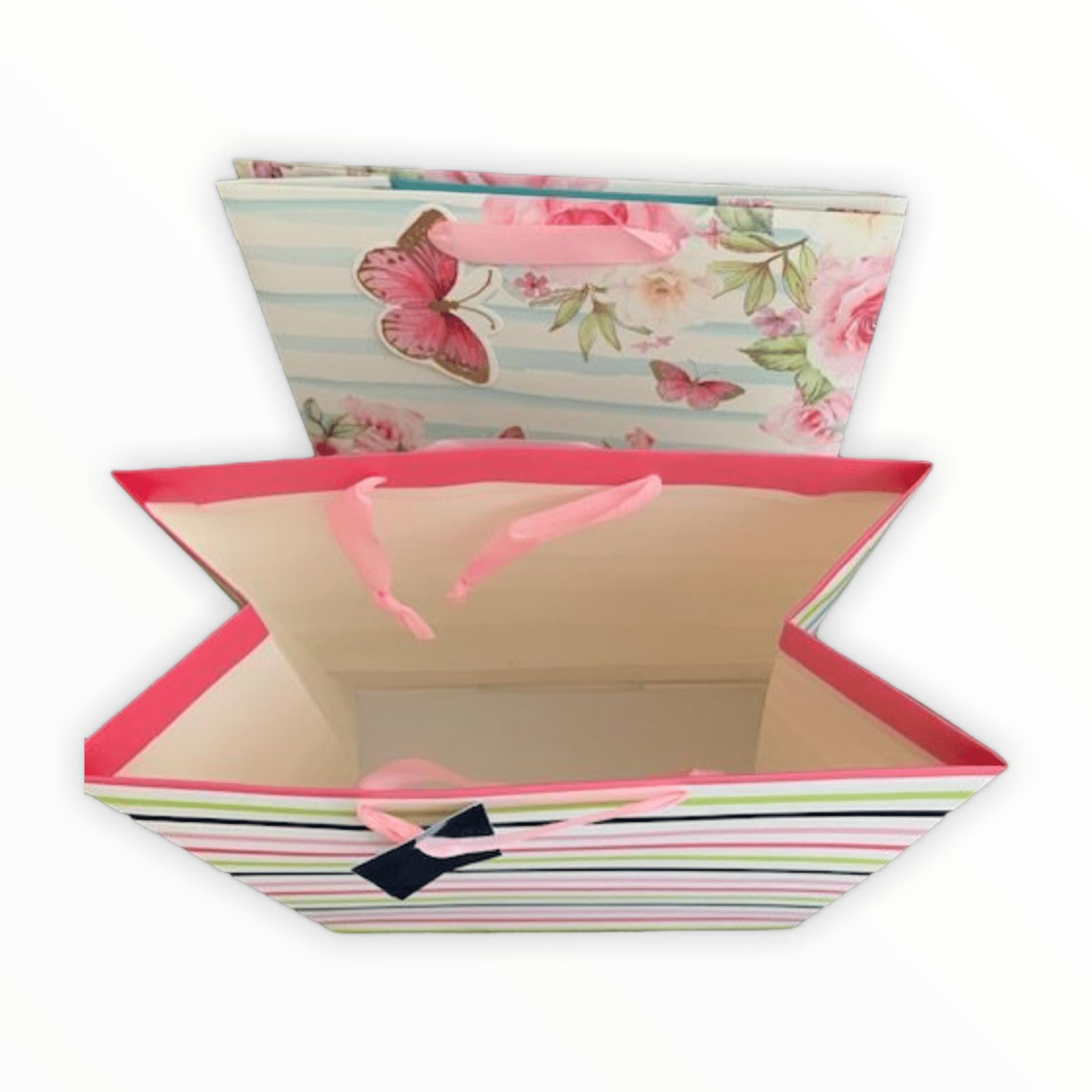 2er-Set Geschenktaschen