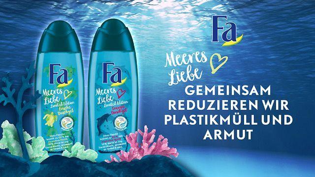 """Fa Duschgel """"Meeresliebe"""" 250 ml"""