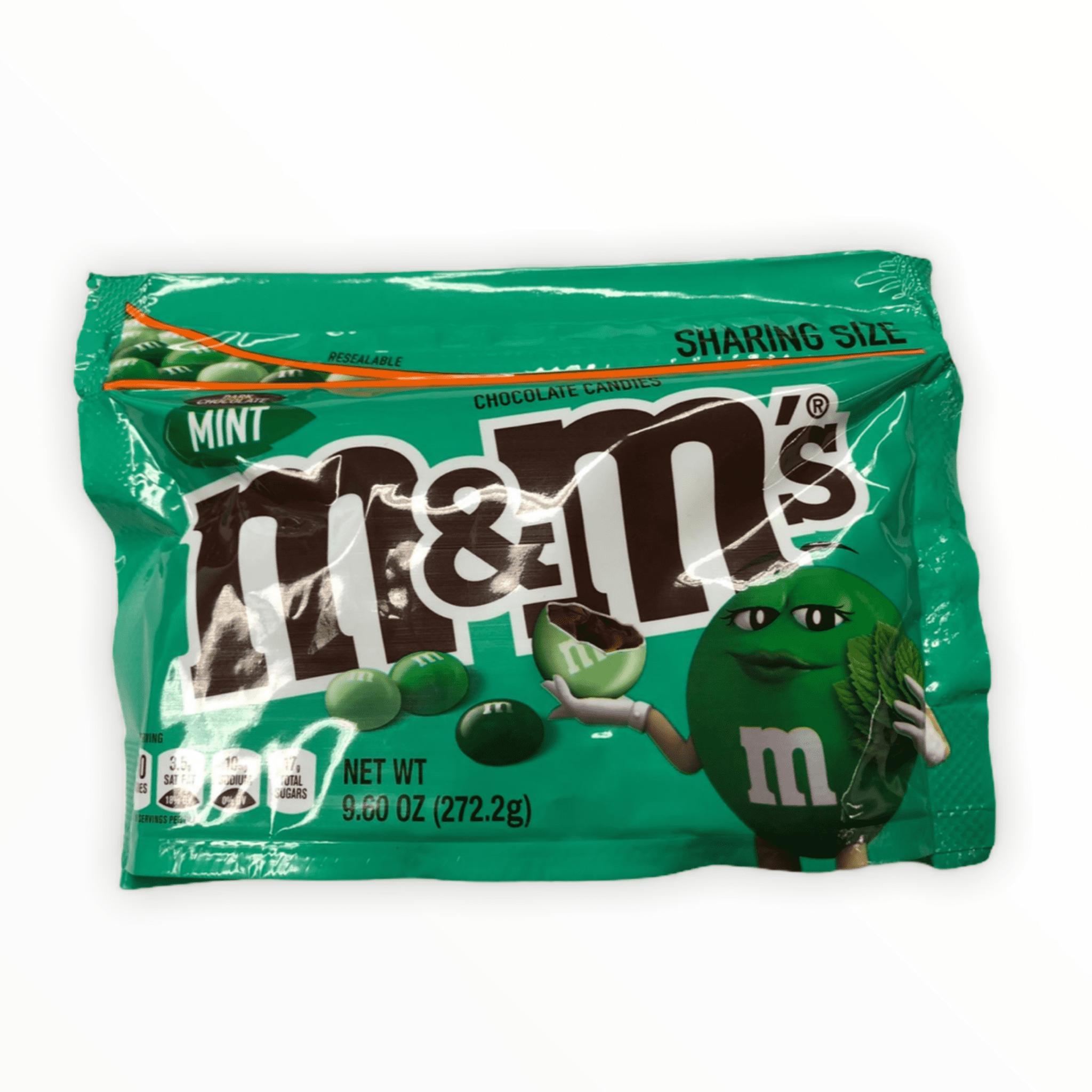 m&m's Dark Chocolate Mint 272,2g