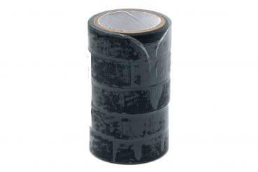 5er Set Isolierband schwarz