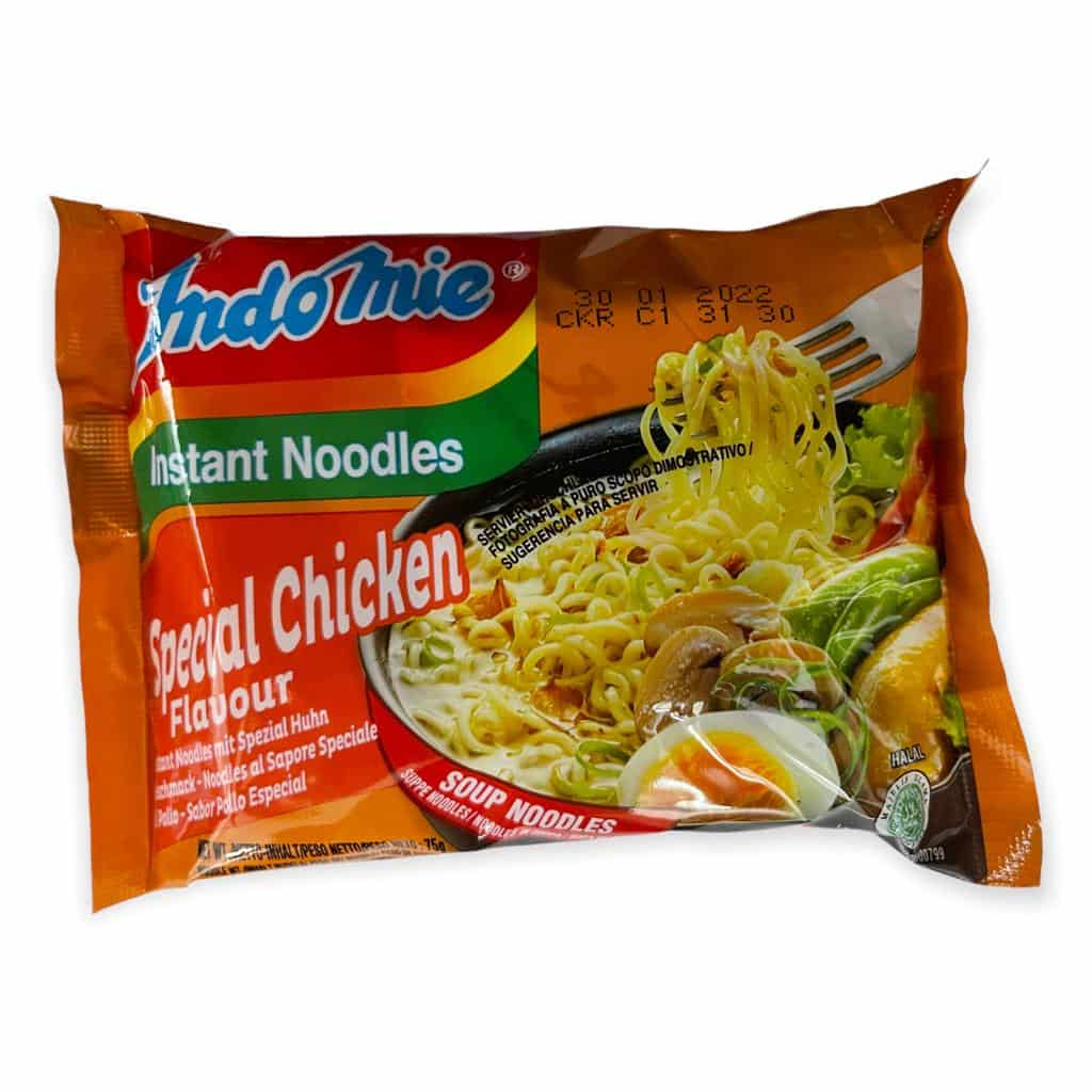 Indomie Instant Nudeln Special Chicken Geschmack 75g
