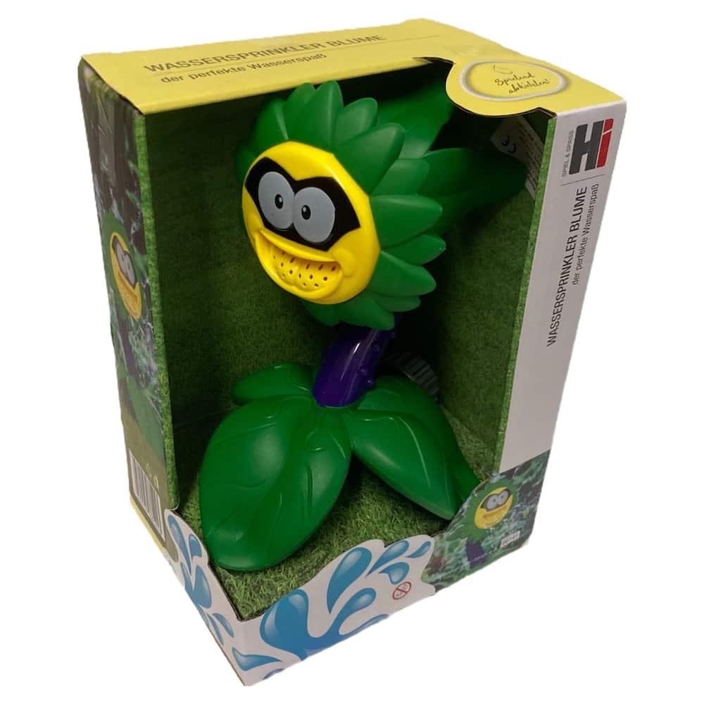 Wassersprinkler Blume