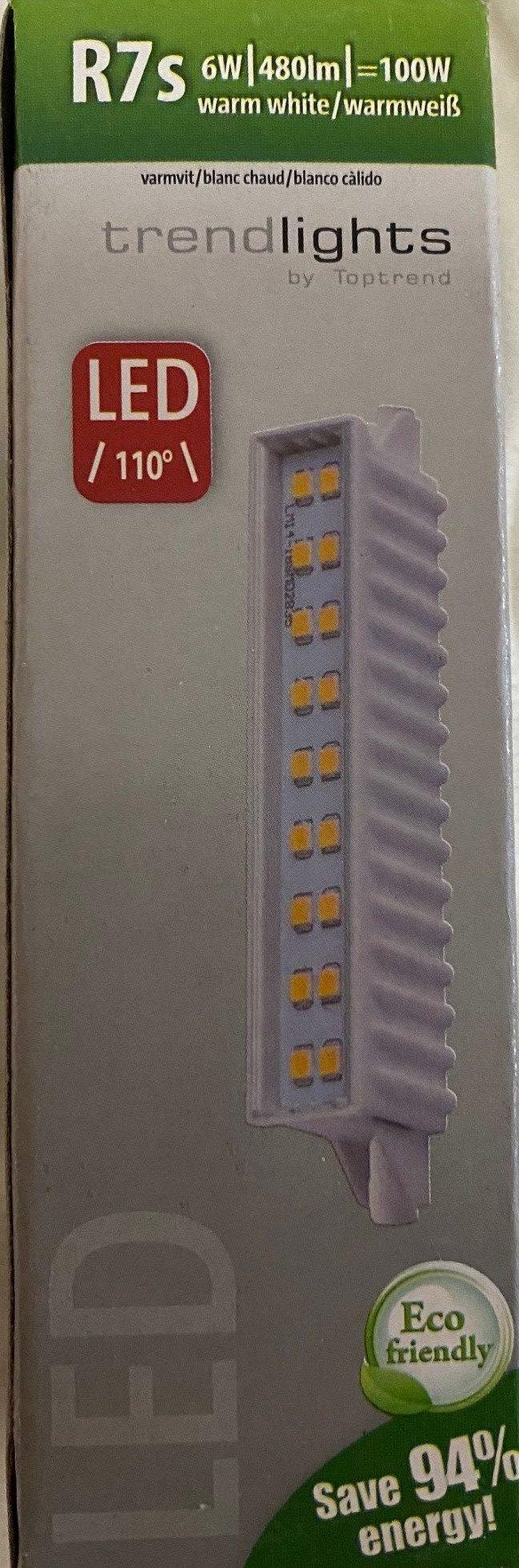 LED Leuchtmittel R7s