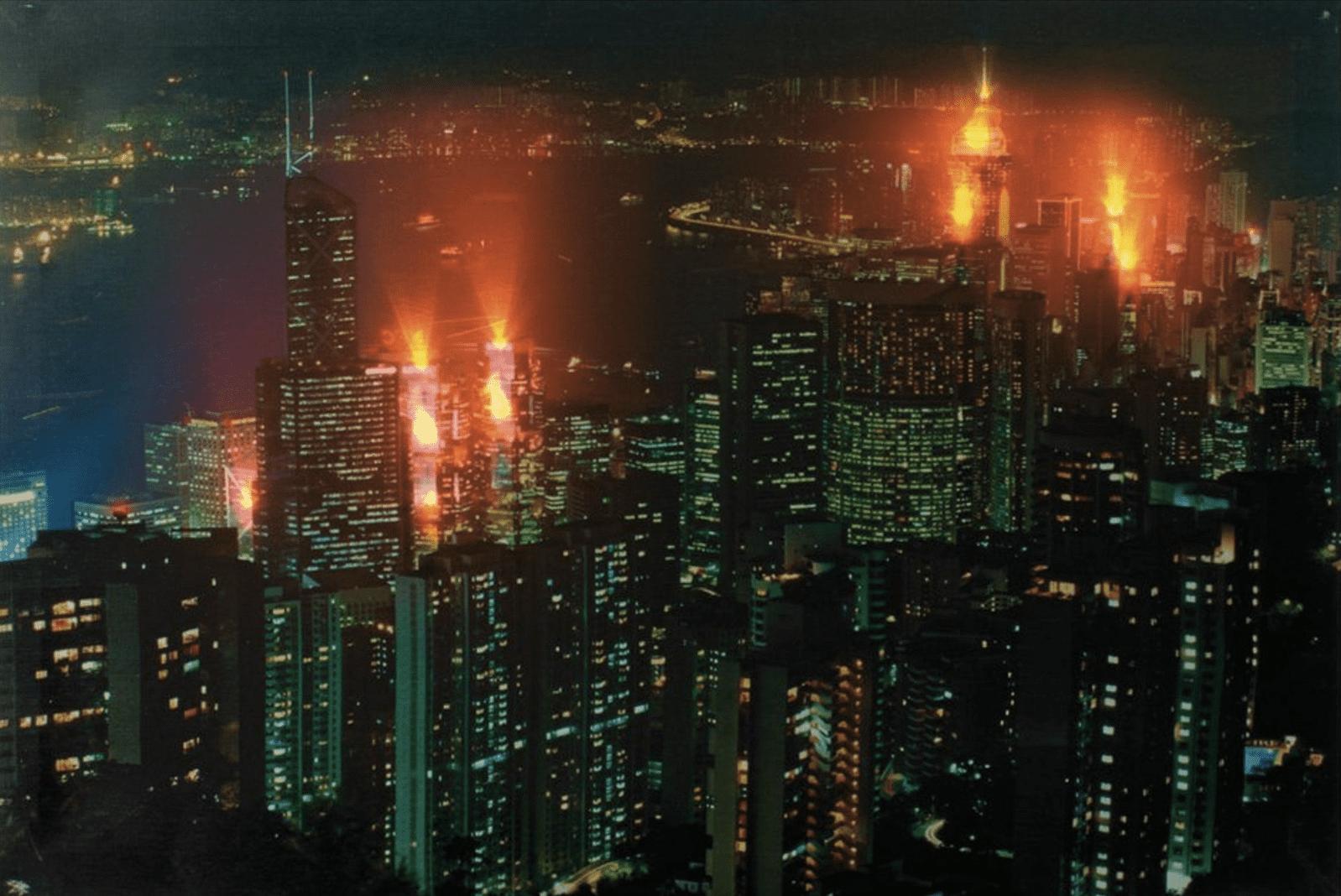 "LED-Bild ""Brooklyn"""