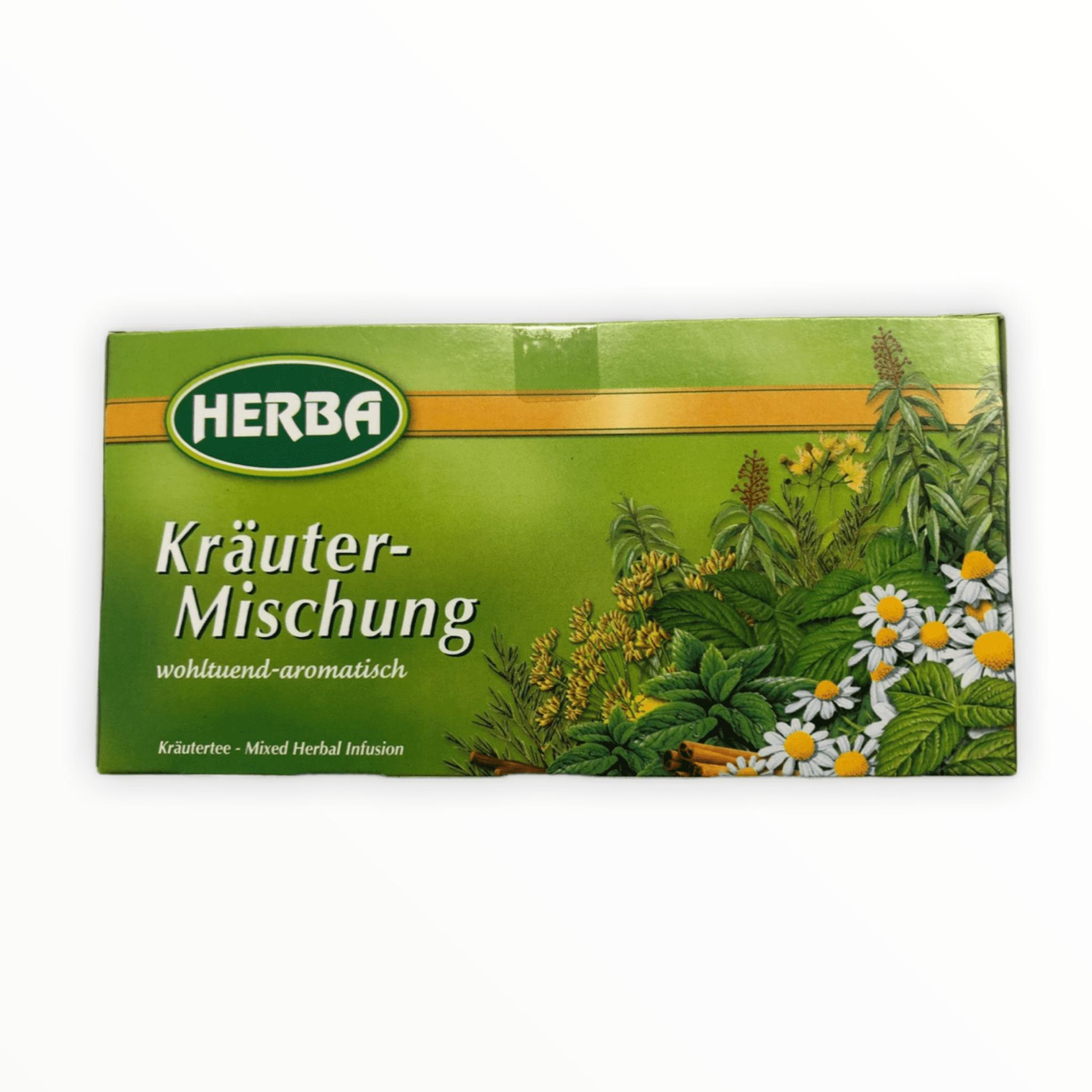 20er Packung Herba Tee Kräuter Mischung 30g