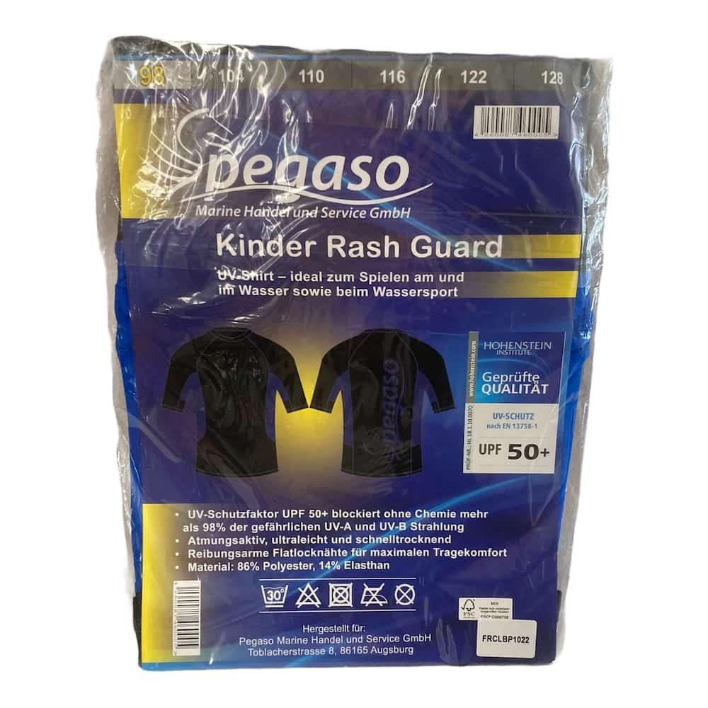 Kinder Rash Guard - Gr. 98