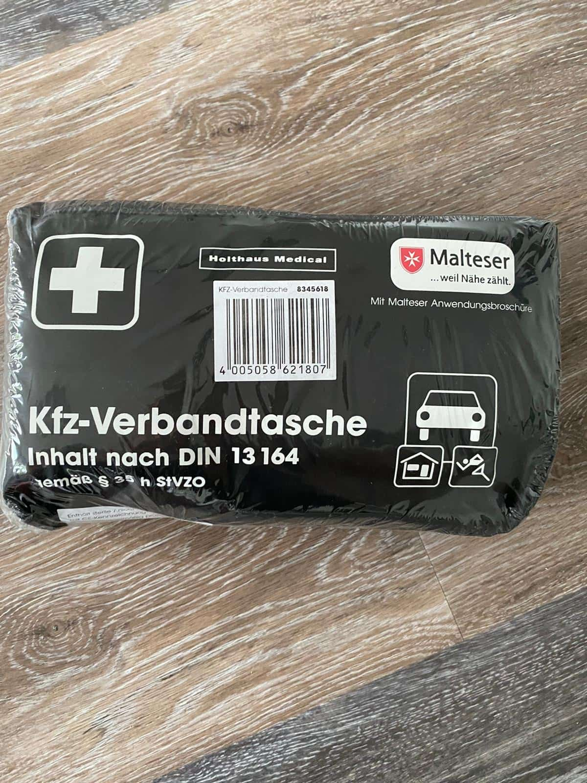KfZ-Verbandtasche