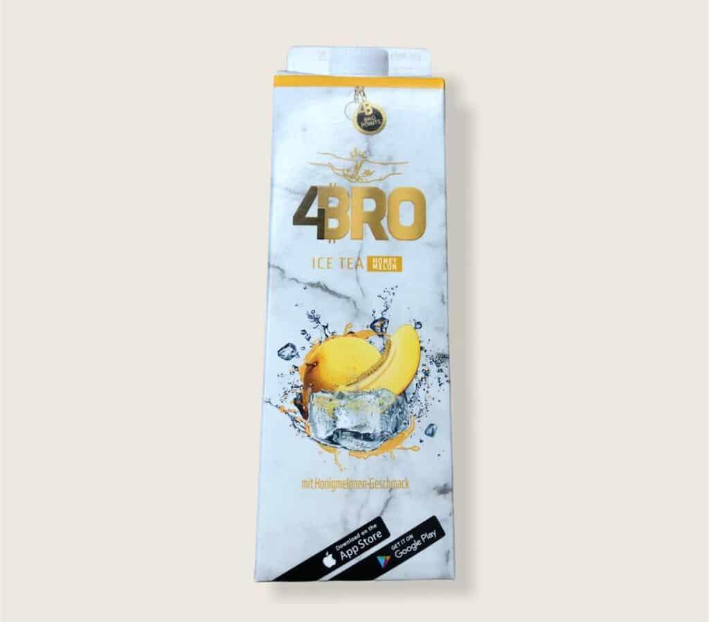 4Bro Ice Tea Honey Melon 1,0l