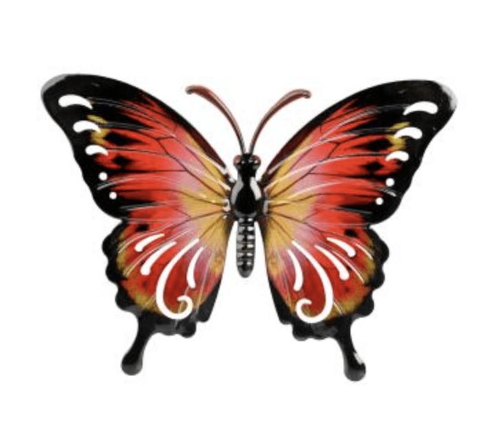 """Wanddeko """"Schmetterling"""""""