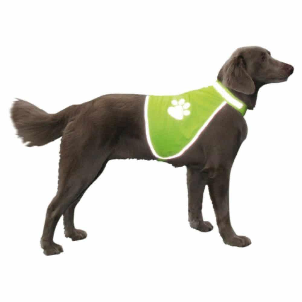 Sicherheitsweste für Hunde - Gr.M