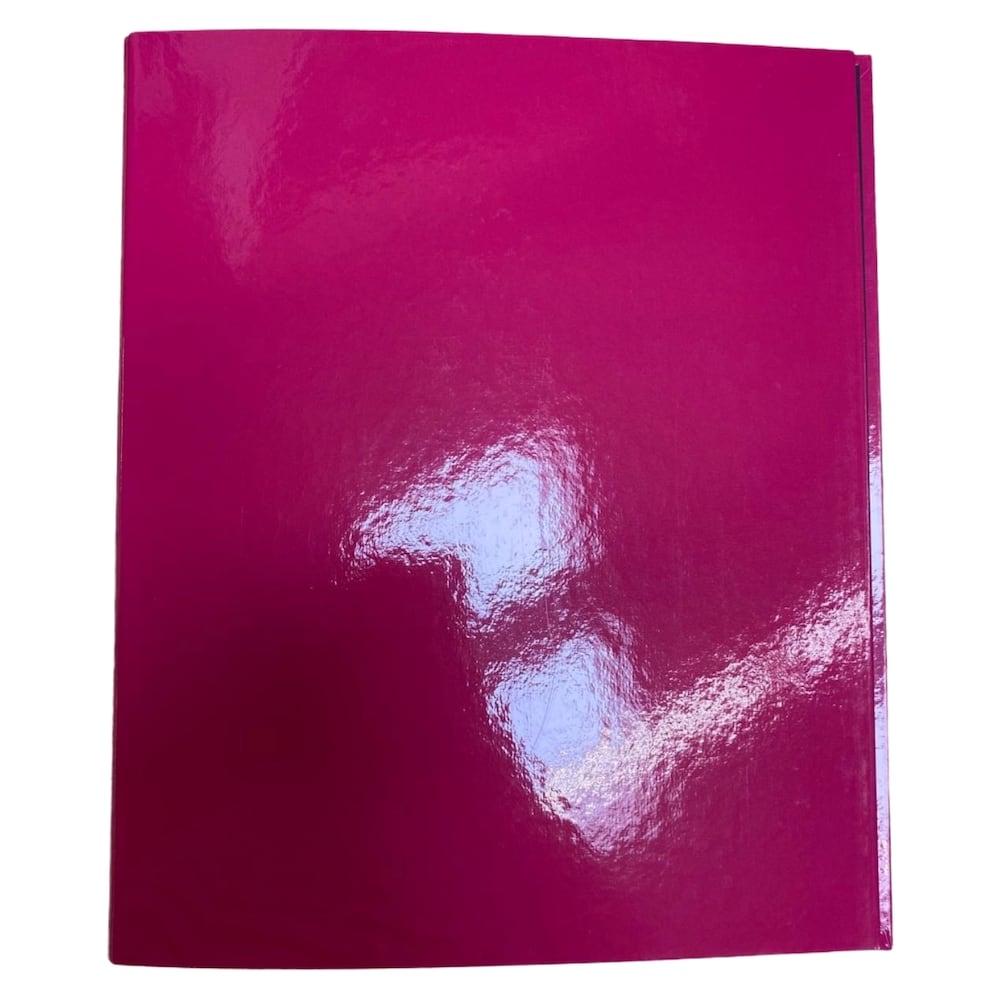 Ringordner pink