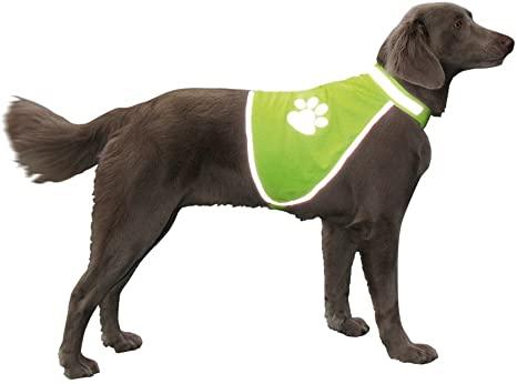 Sicherheitsweste für Hunde - Gr. L