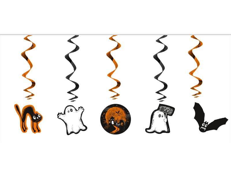 """Hängedekoration """"Swirls"""" - Boo!"""
