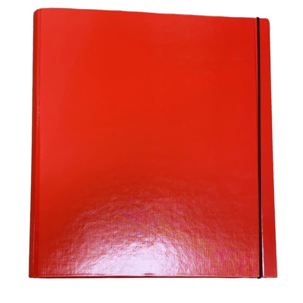 Ringbuch  mit Gummizug