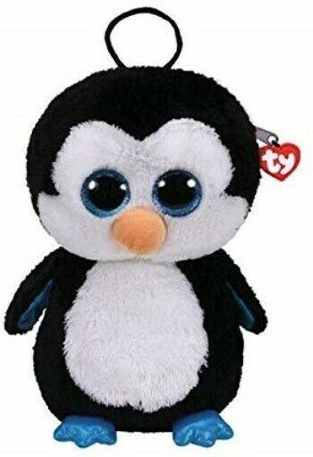 "Ty Rucksack Pinguin ""Waddles"""
