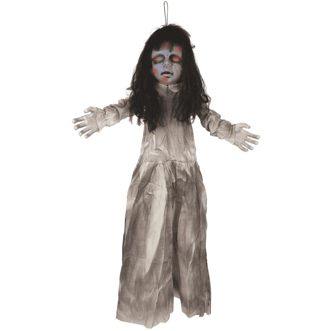 Gruseliges Puppenmädchen