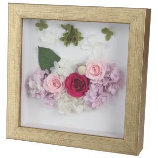 Wandbild Rosen rose/pink
