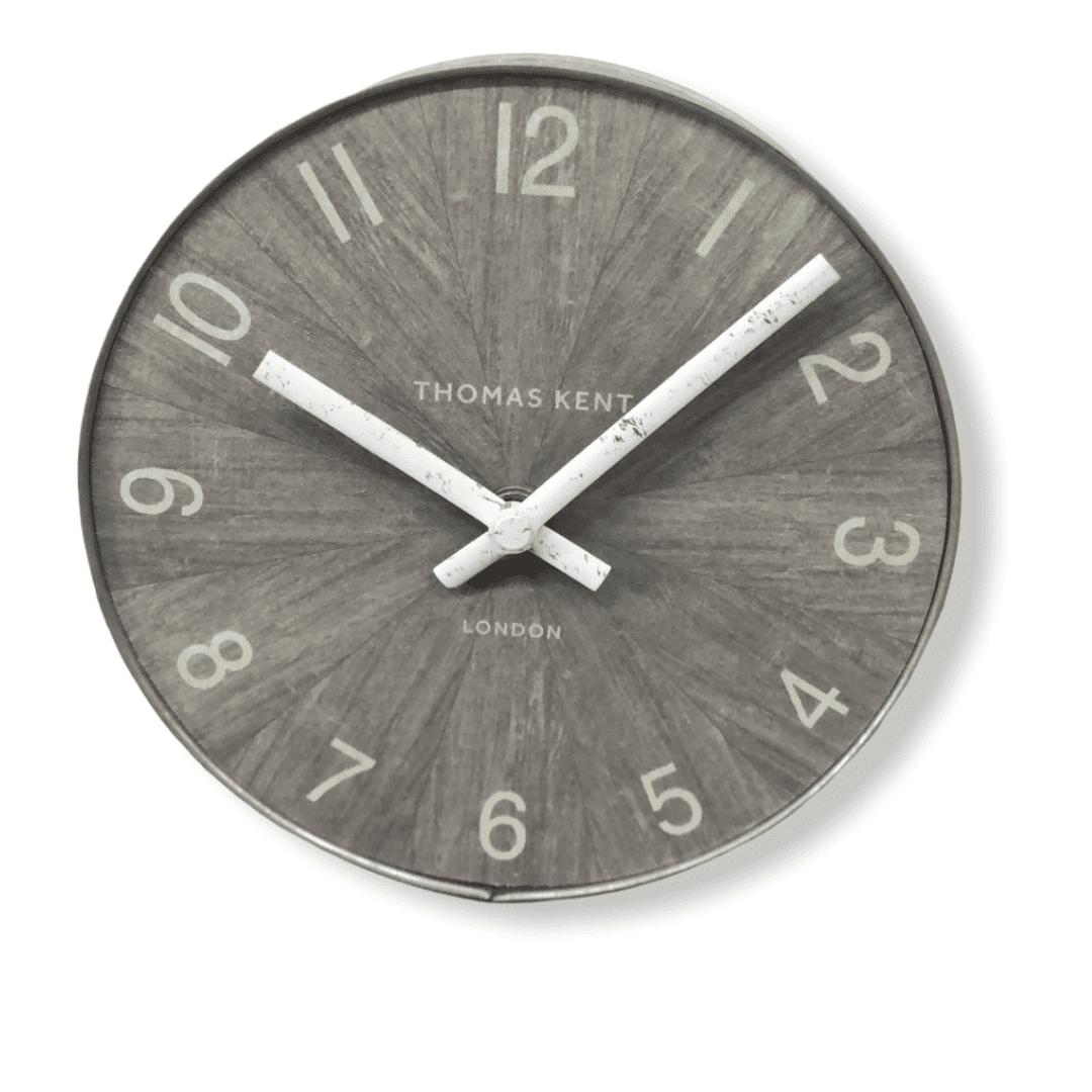 """Uhr """"Thomas Kent"""" grau"""