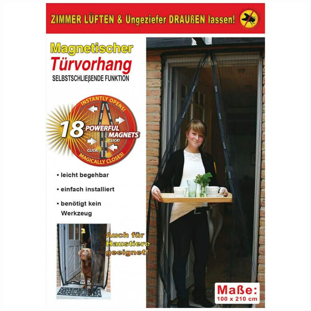 Insektenschutz Türvorhang