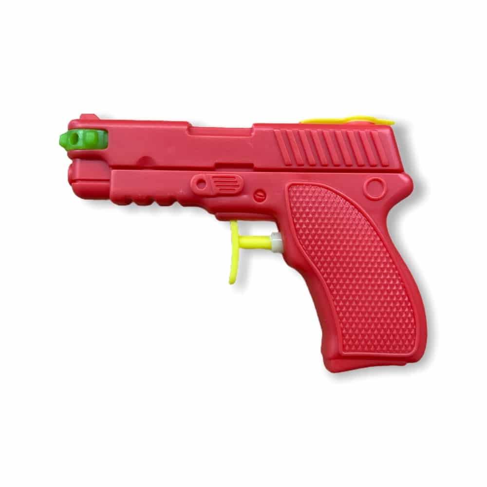 Eckenschießer-Wasserpistole