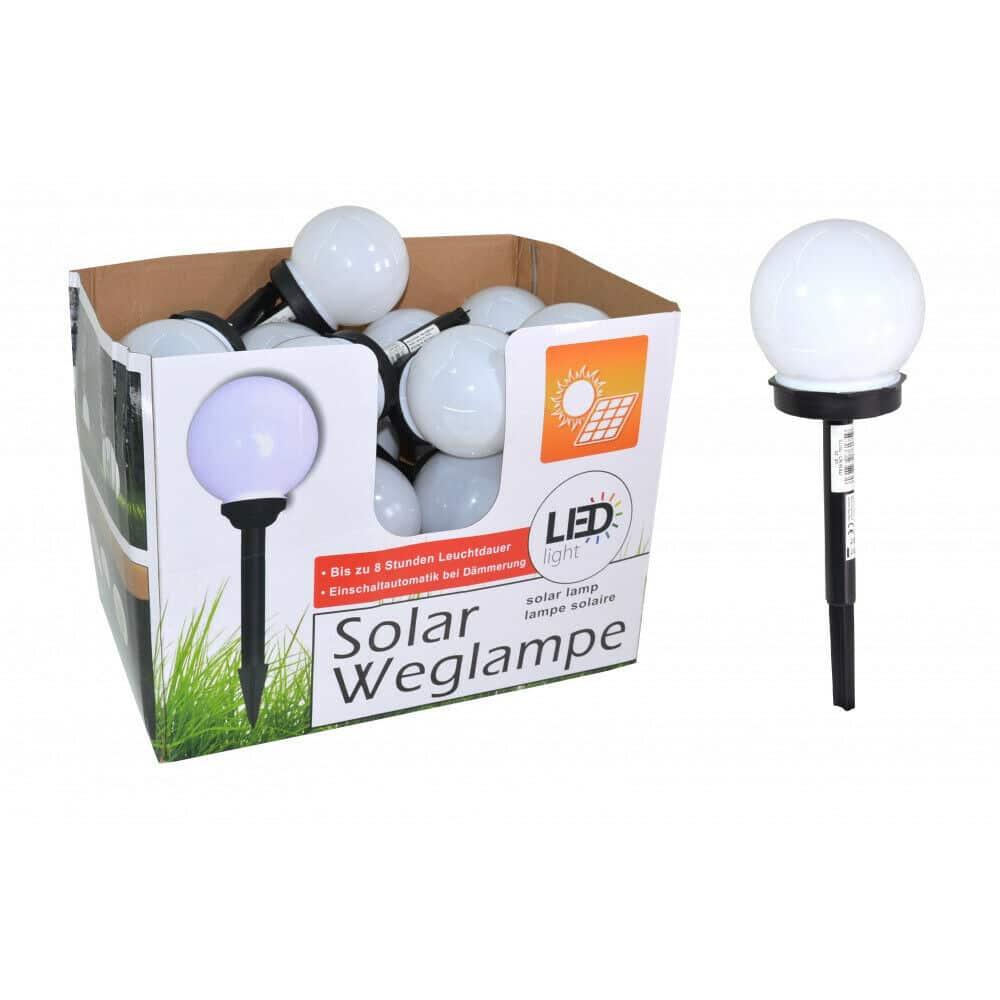 Solar Kugelleuchte
