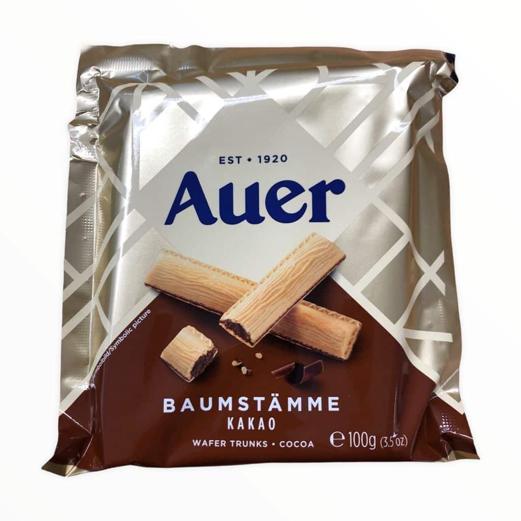 Auer Baumstämme Kakao 100g