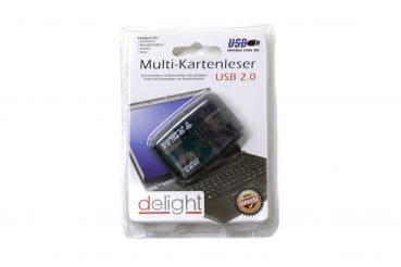 USB 2.0-Multi-Kartenlesegerät