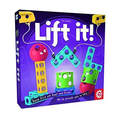 Lift it ! Gesellschaftsspiel