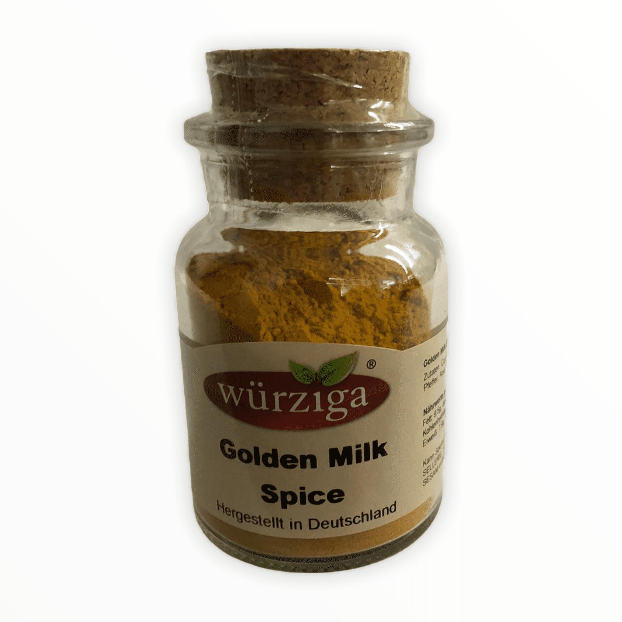 Würziga Golden Milk Spice 60g