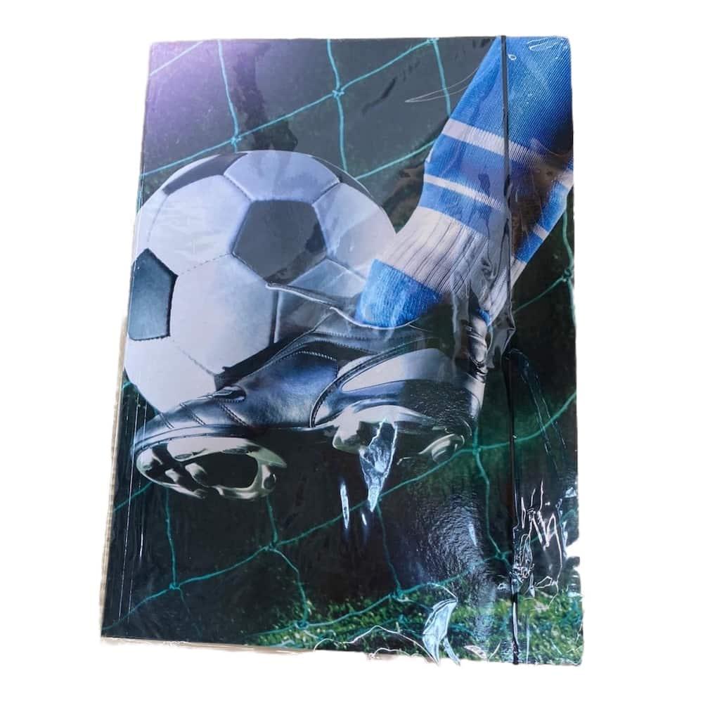 2er Sammelmappen  Fußball