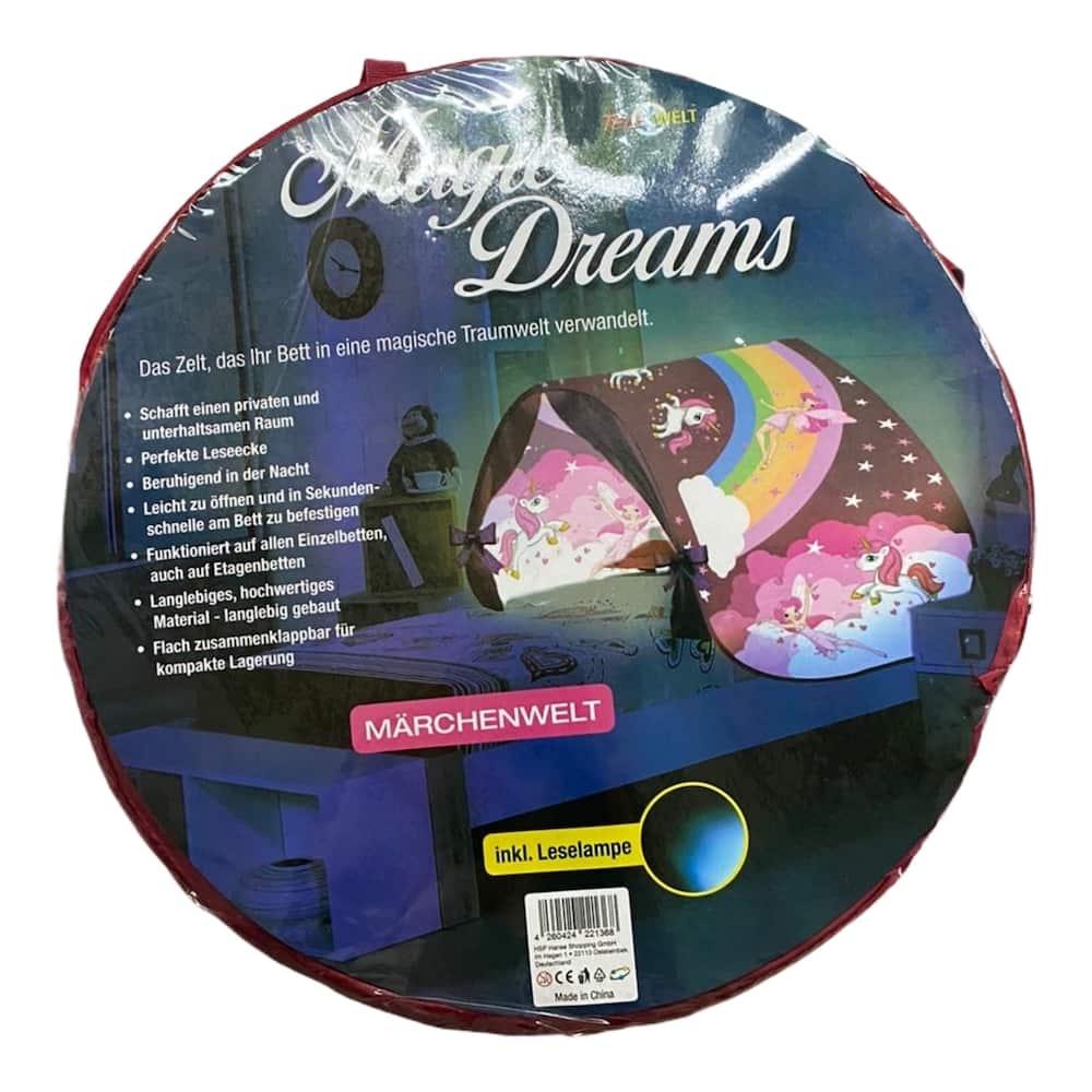 "Magic Dreams ""Märchenwelt"" inkl. Leselampe"