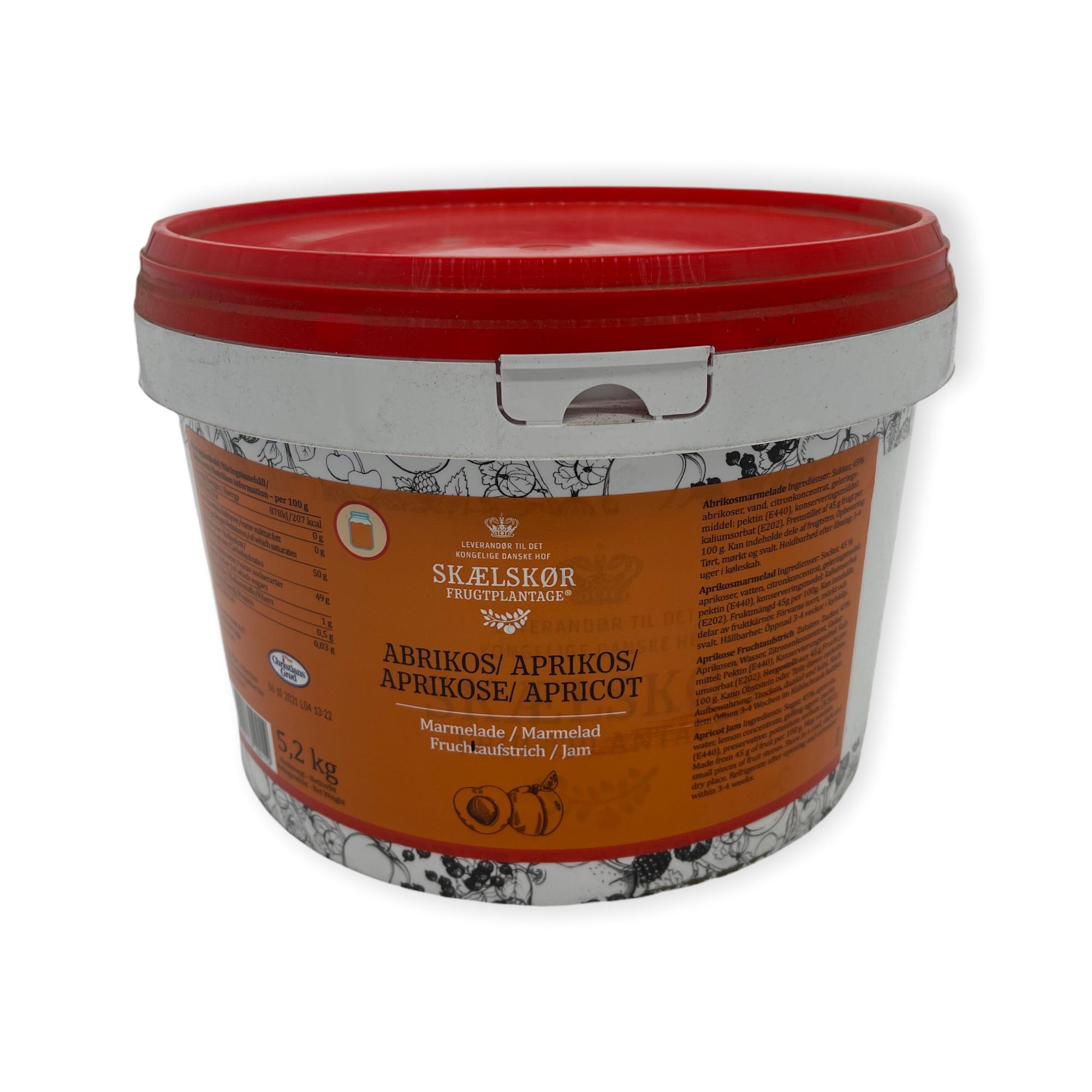 Aprikosen Marmelade 5.2 kg