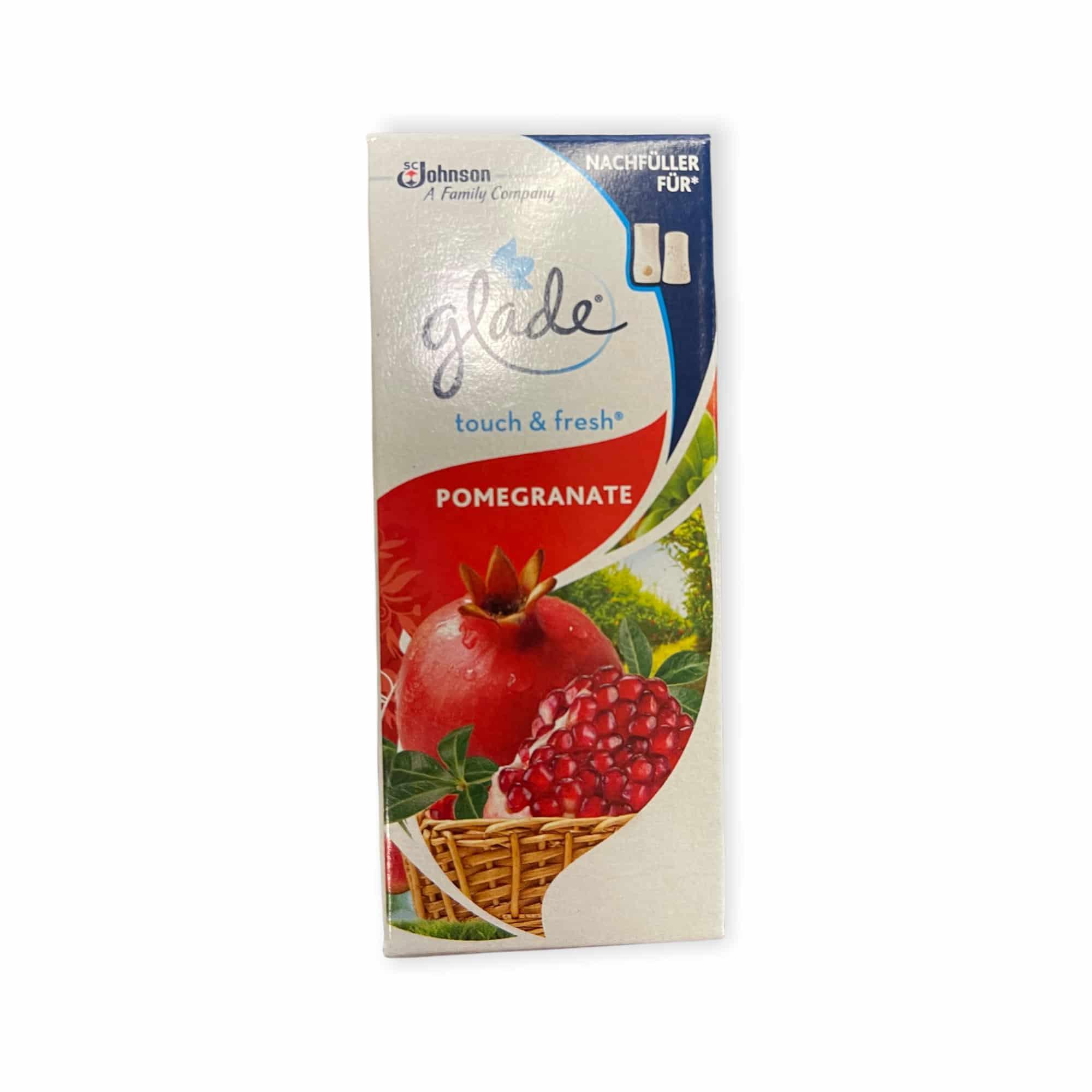 Glade touch & fresh - Nachfüller - Pomegranate - 10 ml