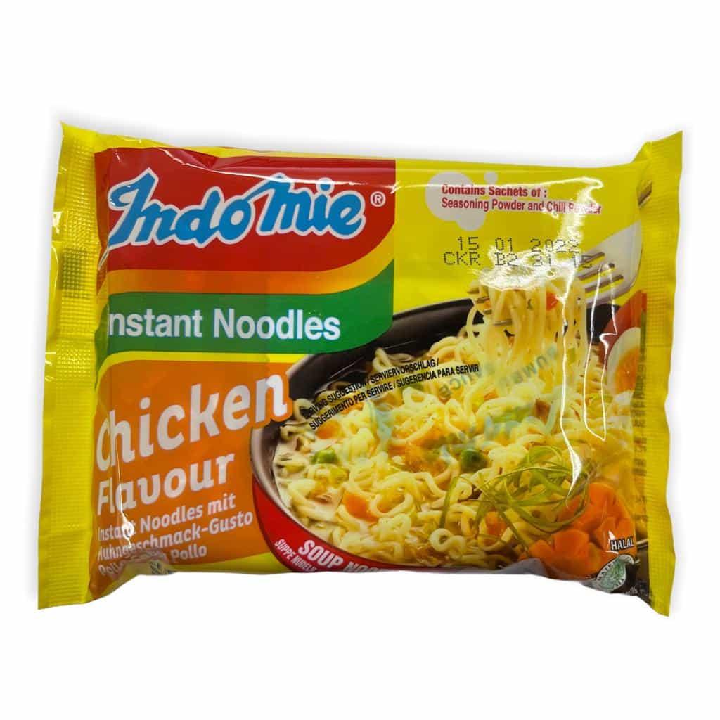 Indomie Instant Nudeln mit Huhngeschmack 70g