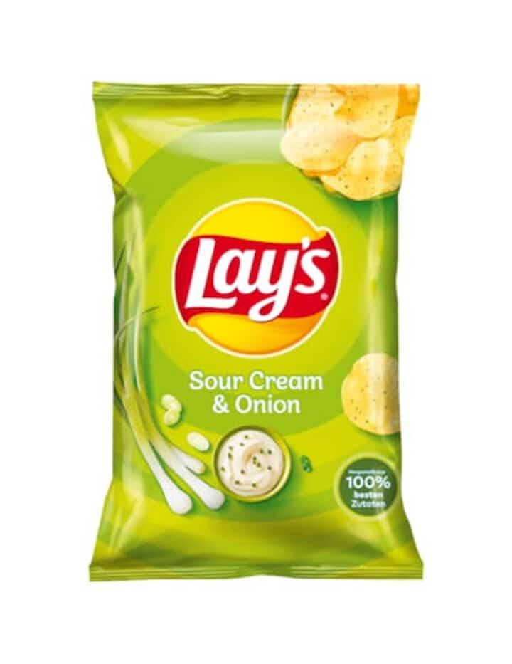 Lay's Sour Cream & Onion 175 g