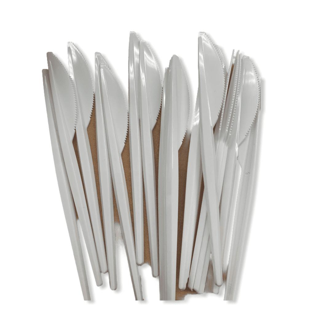 Kunststoff-Messer - 22 Stück