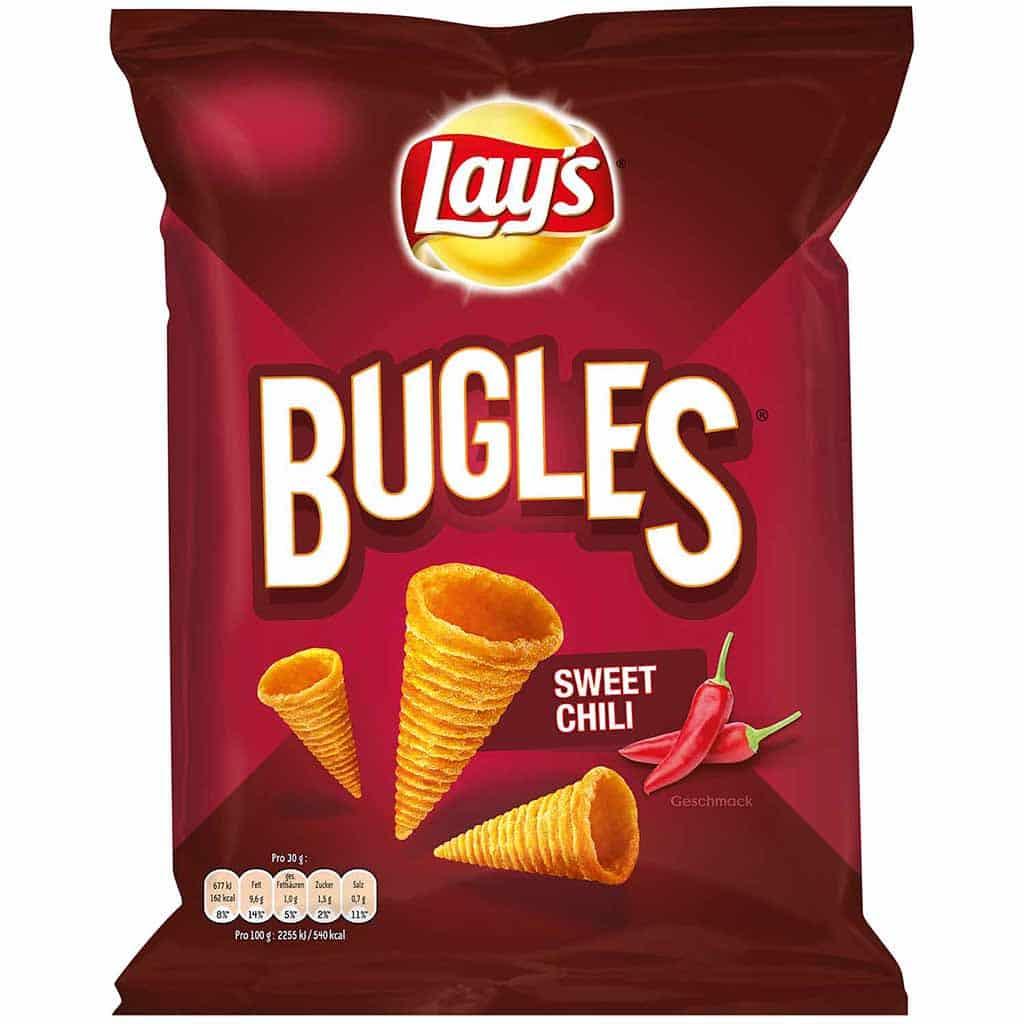 Bugles Sweet Chili 95 g