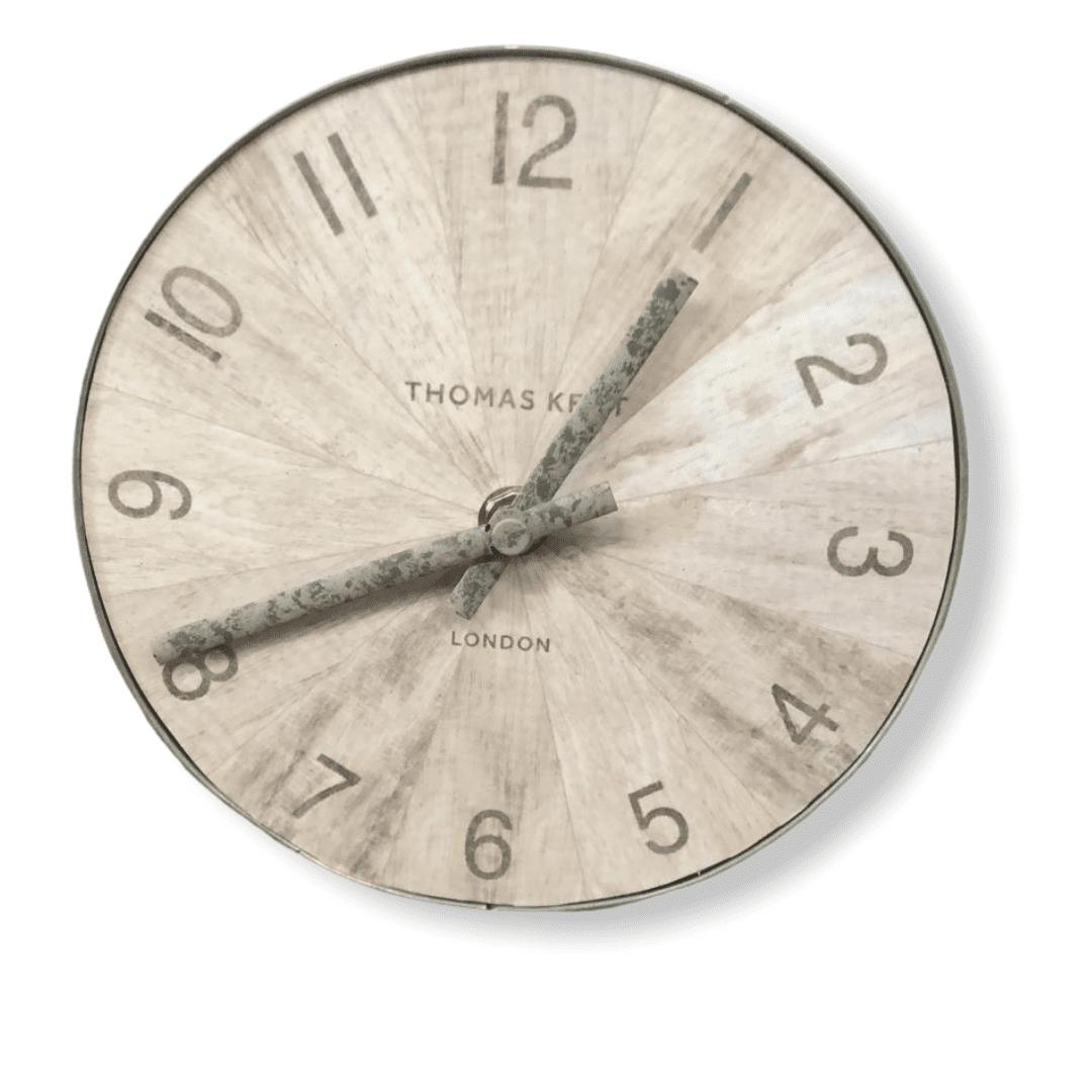 "Uhr ""Thomas Kent"" beige"