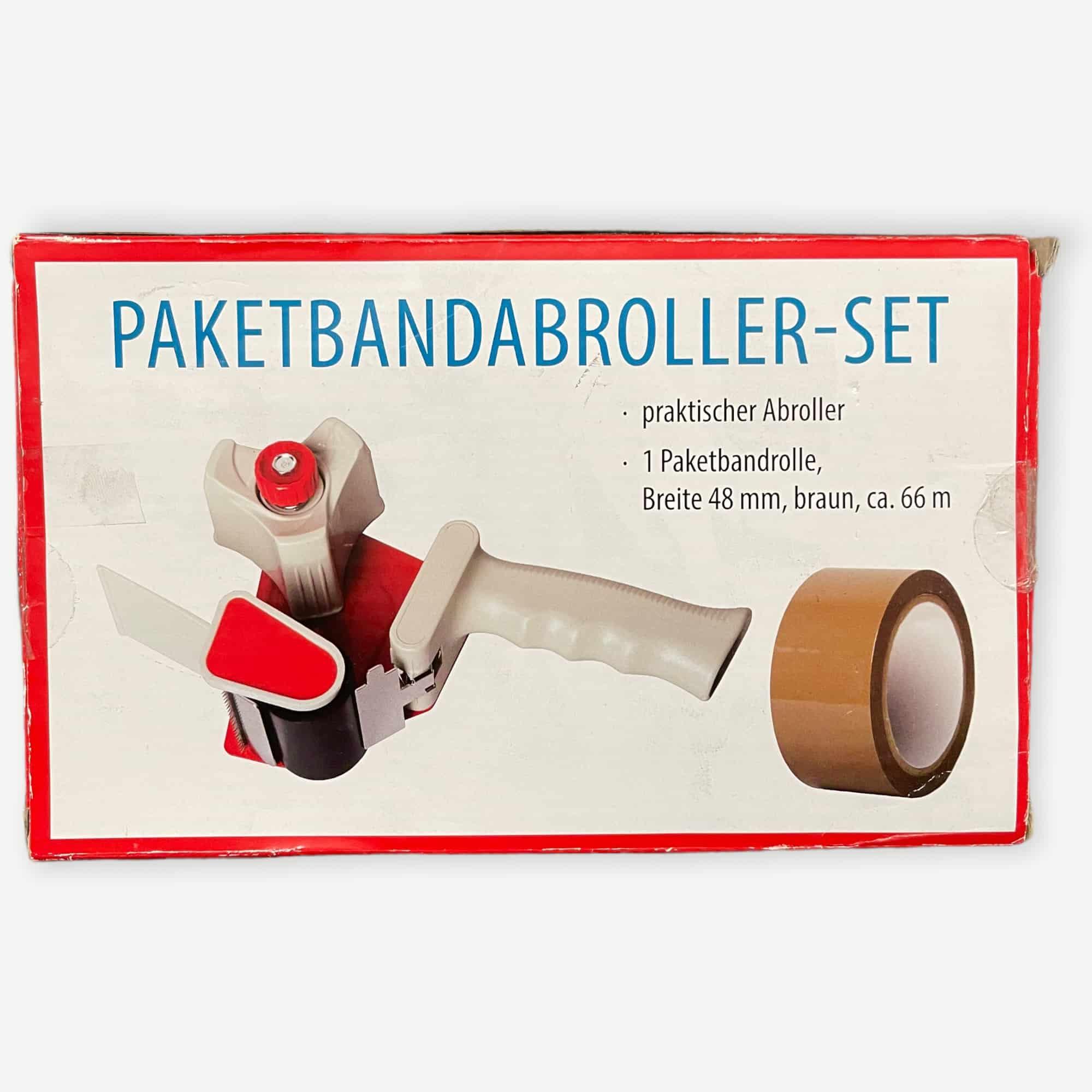 Paketband Abroller-Set