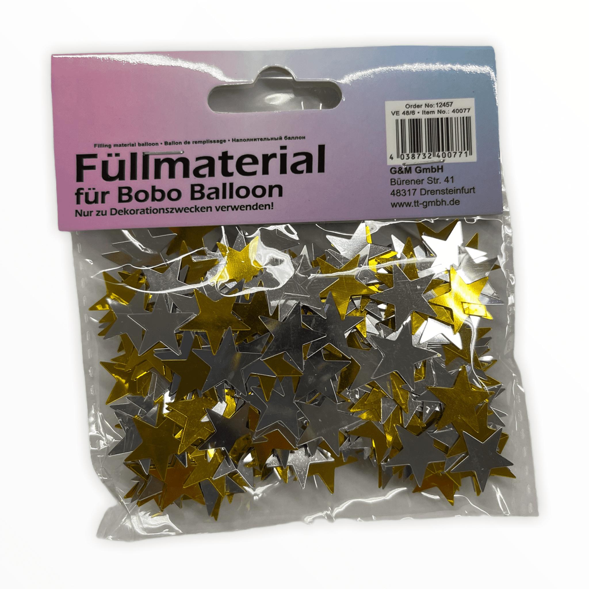 Füllmaterial für Bobo-Ballon