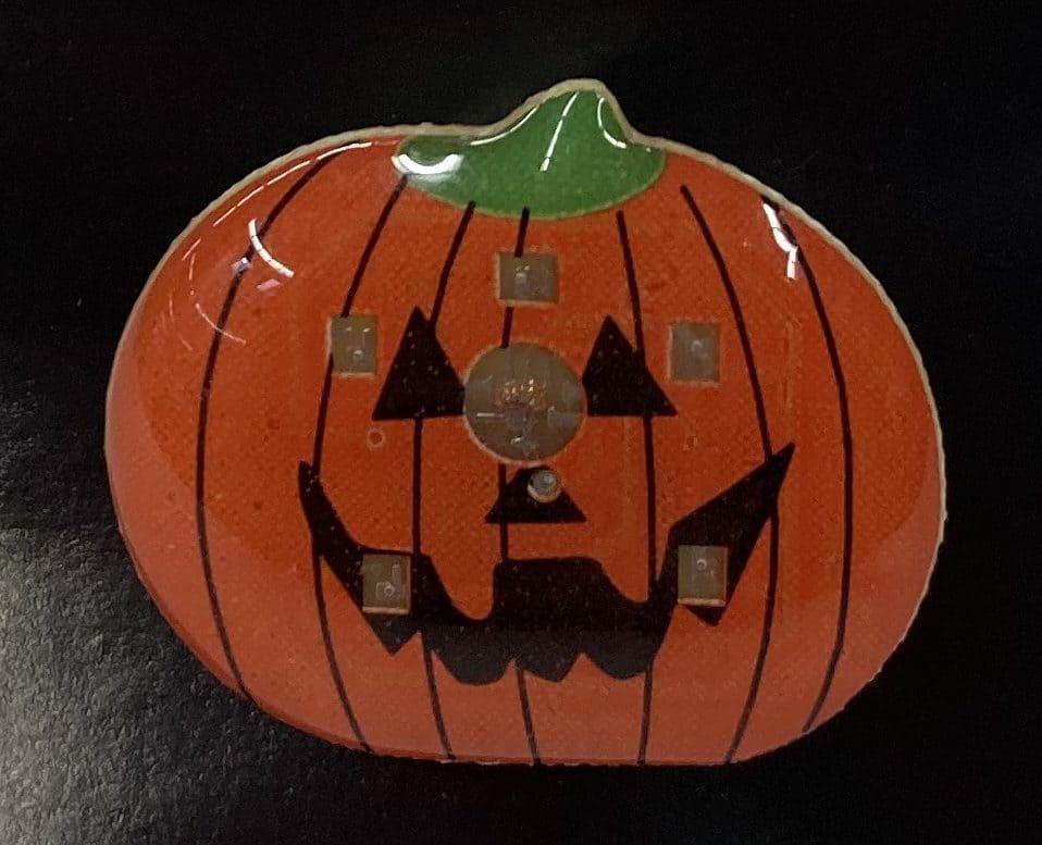 LED-Blinkie Halloween