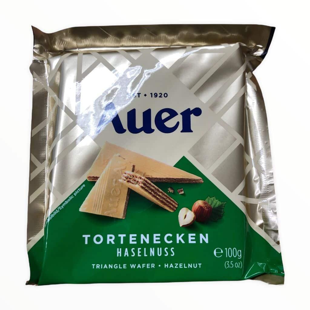 Auer Tortenecken Haselnuss 100g