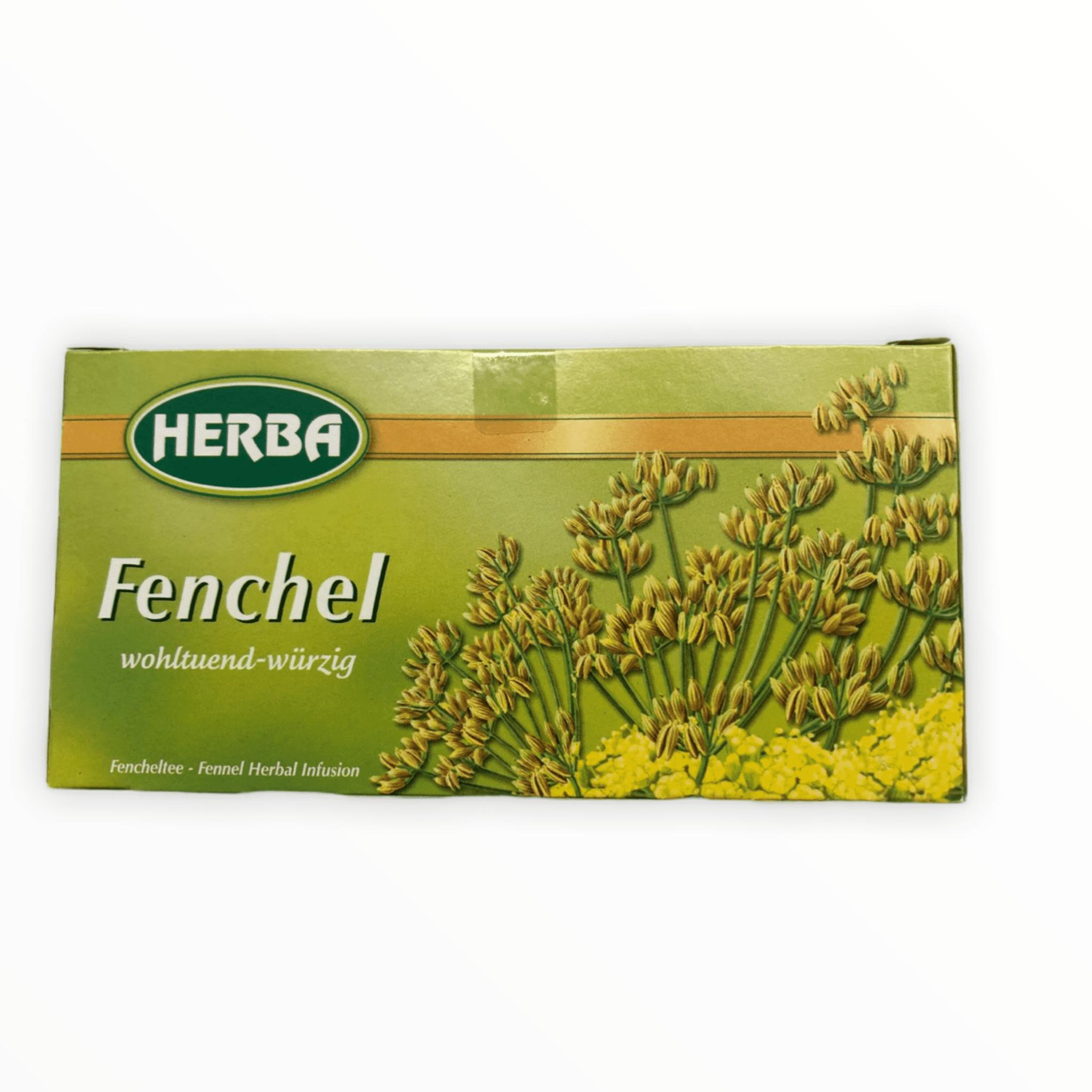 20er Packung Herba Tee Fenchel 35g