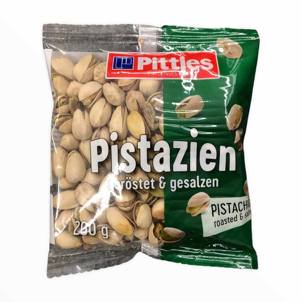 Pittjes Pistazien geröstet&gesalzen 200g