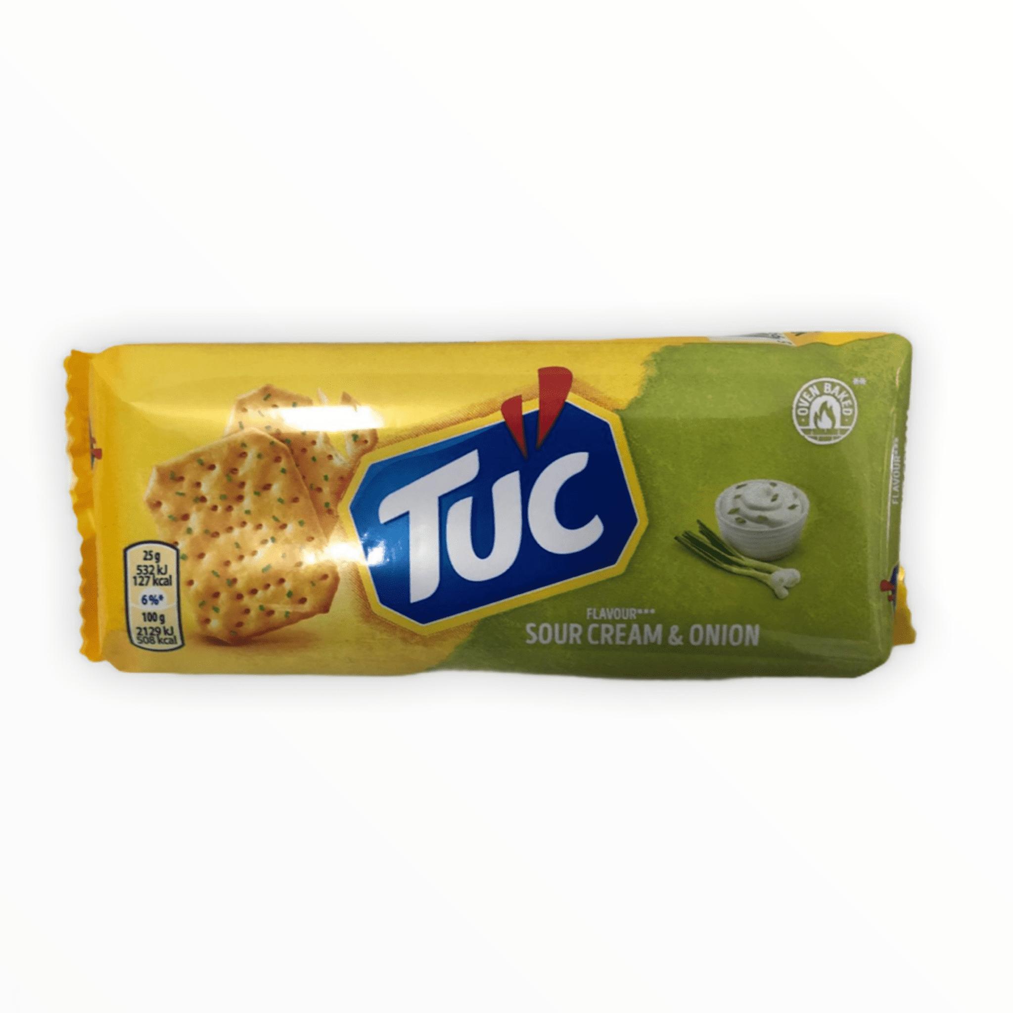 Tuc Sour Cream&Onion 100g