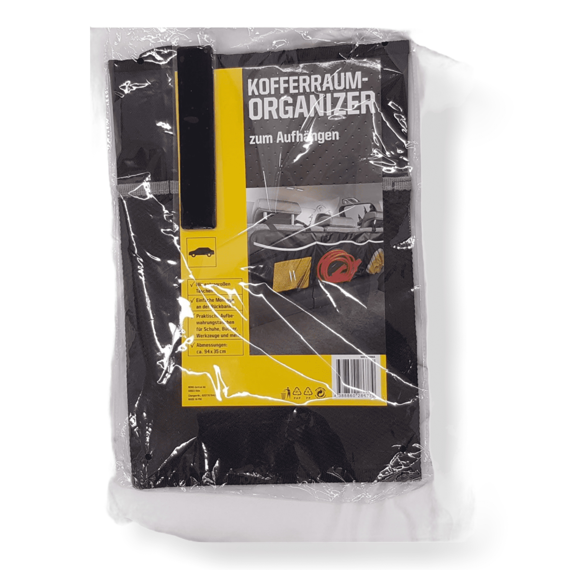Kofferraum-Organizer 94x35cm