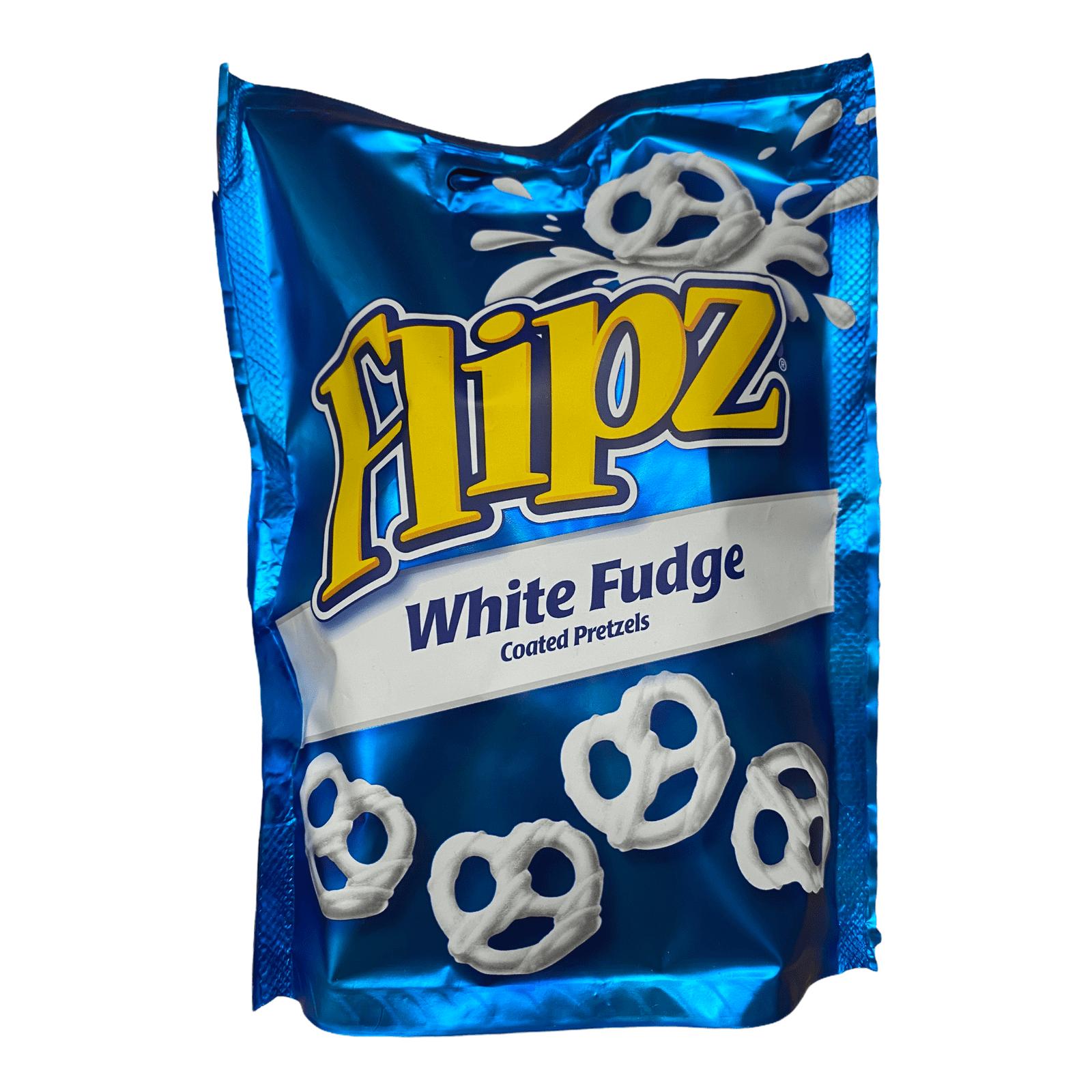 Flipz White Fudge - Brezeln mit weißer Glasur 90g
