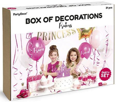"Dekorations-Box ""Princess"""